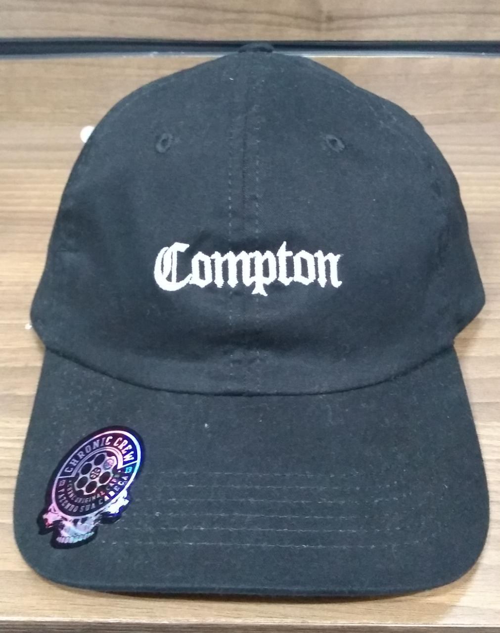 Boné Aba Curva Compton Chronic