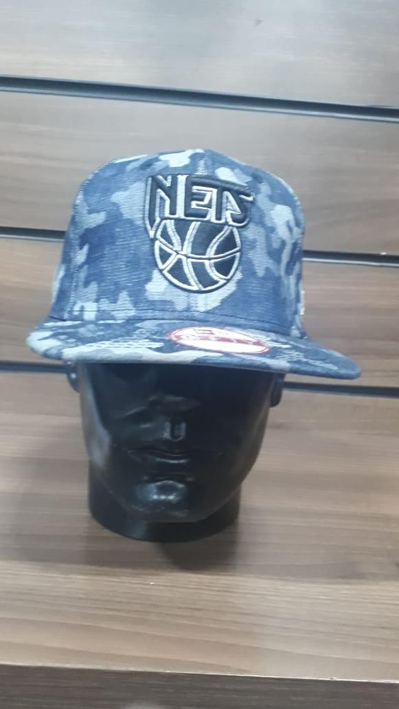 Boné Brooklyn Nets Aba Reta New Era