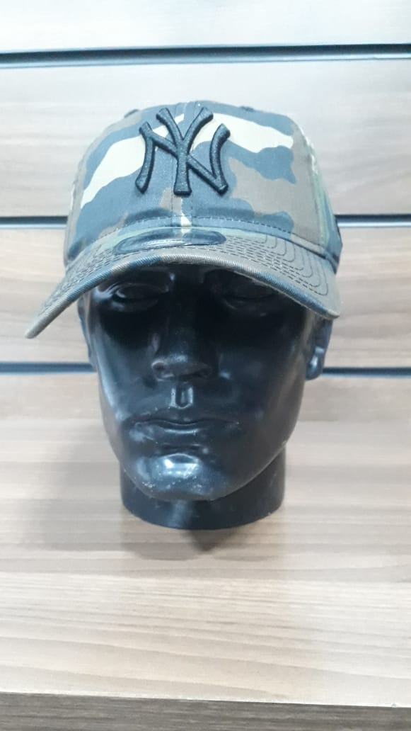 Boné Camuflado New York Yankees  New Era