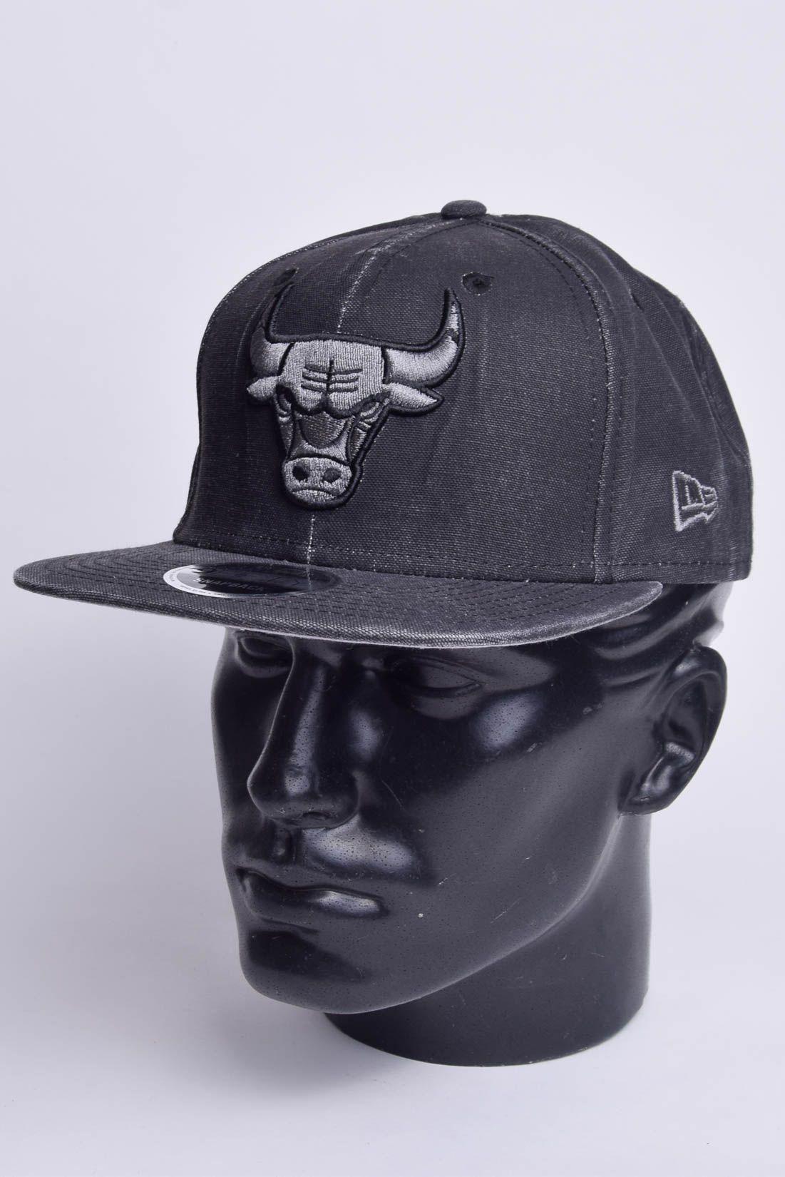 Boné Chicago Bulls Snapback Aba Reta New Era