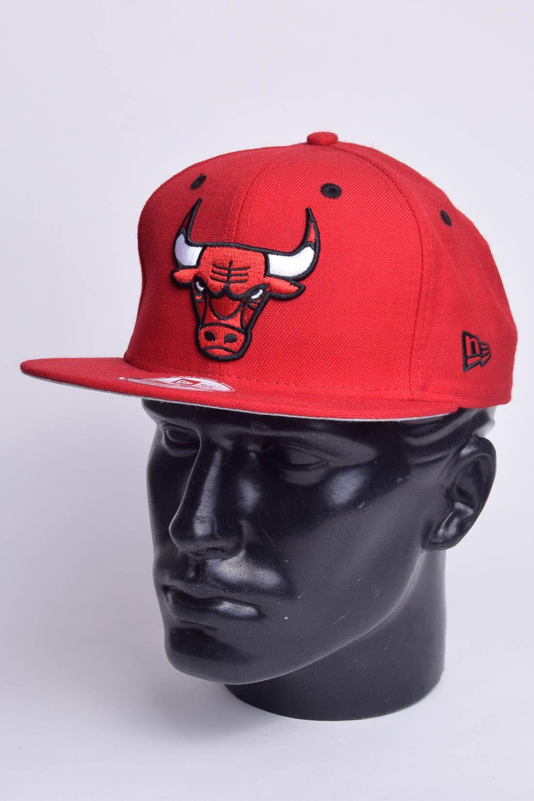 Boné Chicago Bulls Snapback New Era
