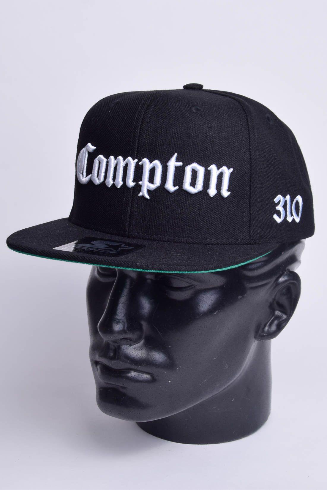 Boné Compton Snapback Starter