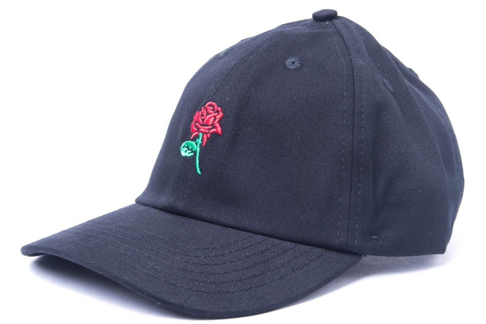 Boné Jota K Dad Hat Aba Curva Strapback Flor