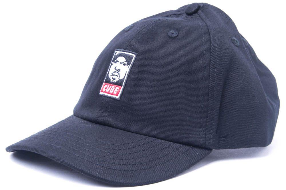 Boné Jota K Dad Hat Aba Curva Strapback Ice Cube