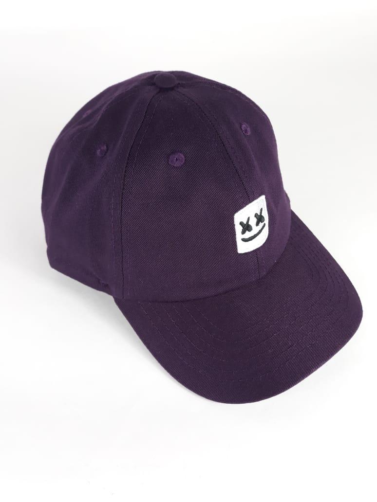 Boné Dad Hat Aba Curva Strapback Marshmello Jota K