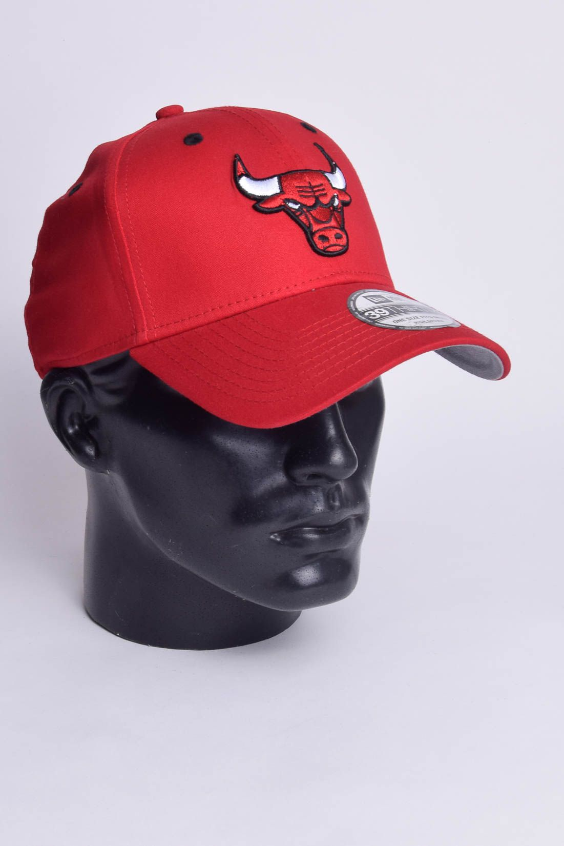 Boné NBA Chicago Bulls Aba Curva