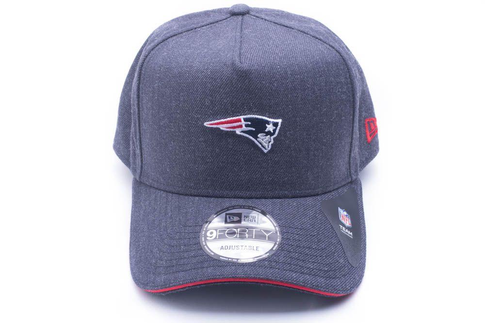 Boné  New Era New England Patriots Essentials Stripe NFL