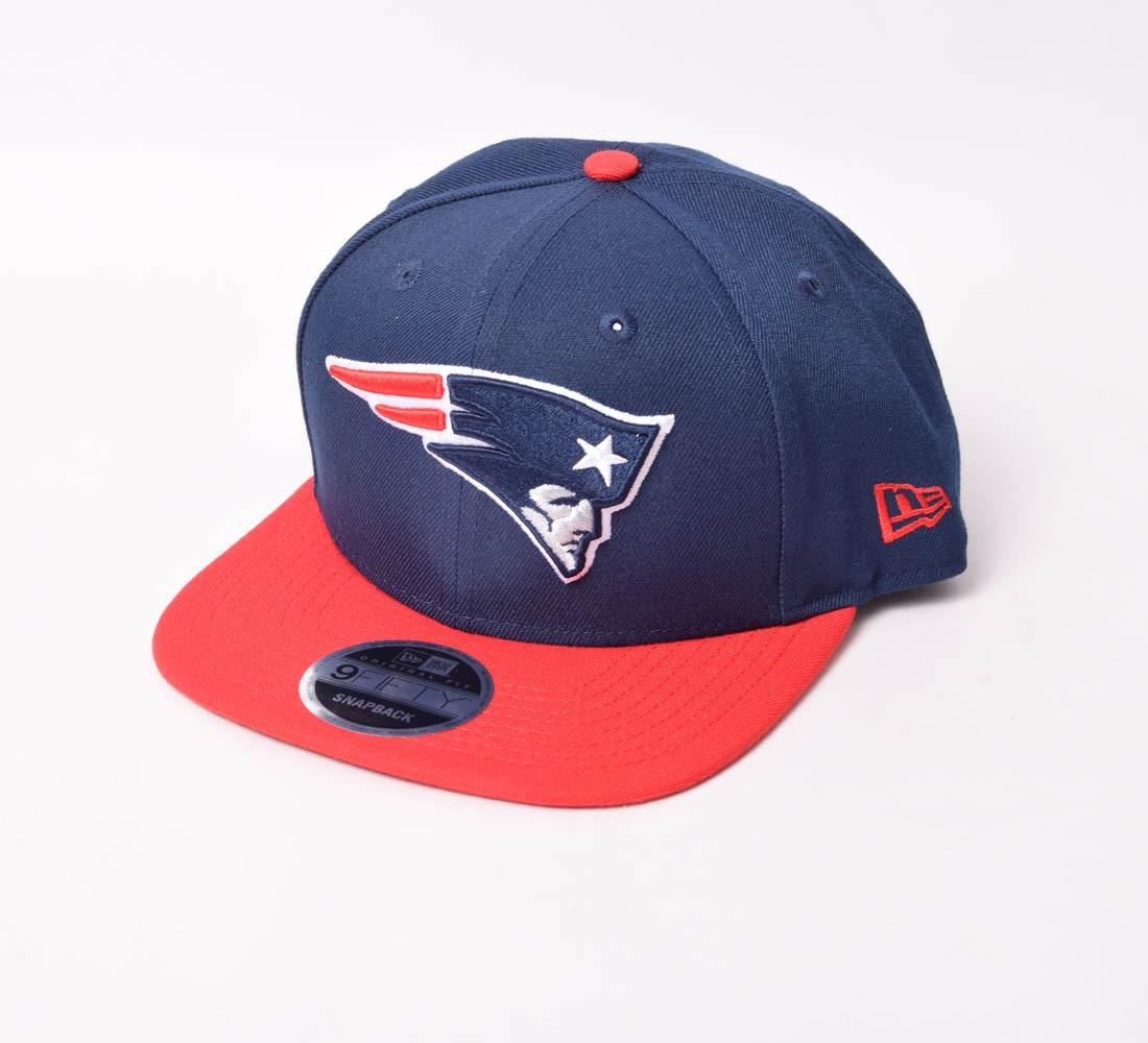 Boné New Era New England Patriots