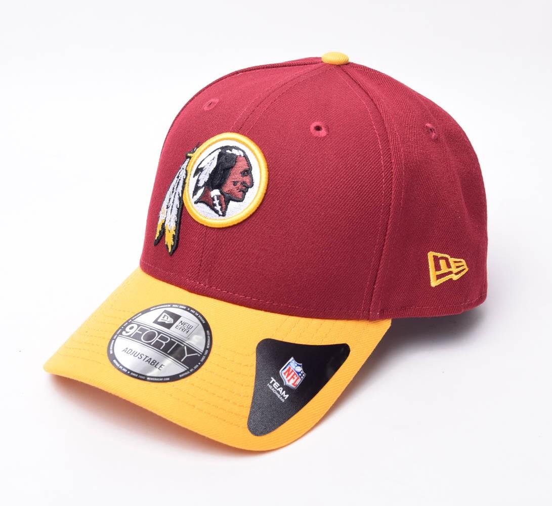 Boné New Era Redskins