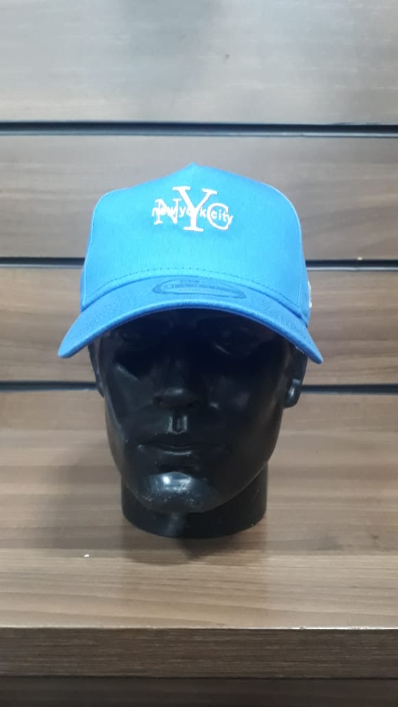 Boné NYC City New Era Azul