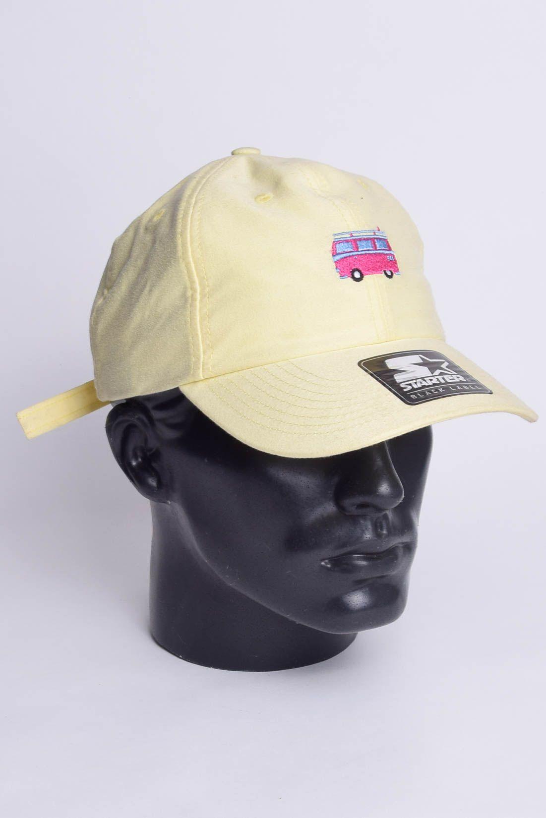 Boné Strapback Aba Curva Dad Hat  Starter