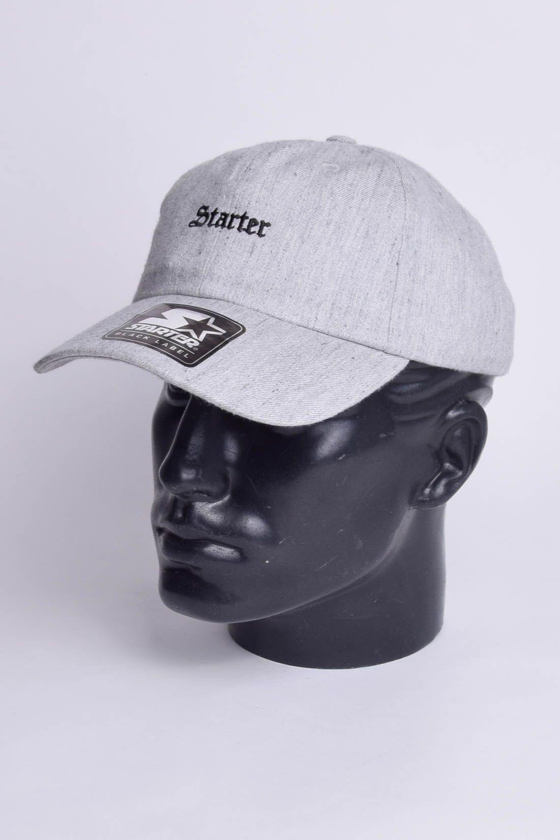 Boné Strapback Ajustável Aba Curva Dad Hat  Starter