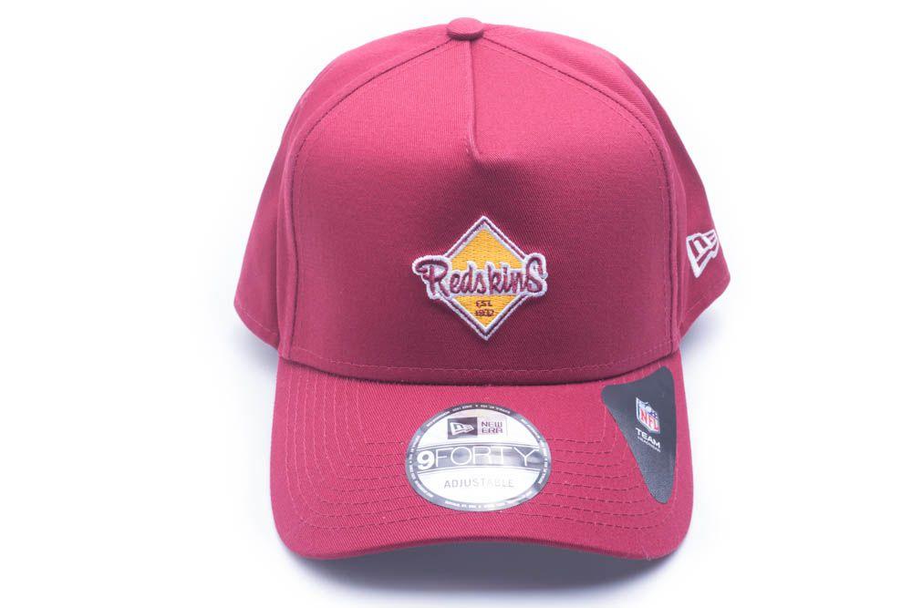 Boné Washington Redskins Essentials Retro NFL New Era