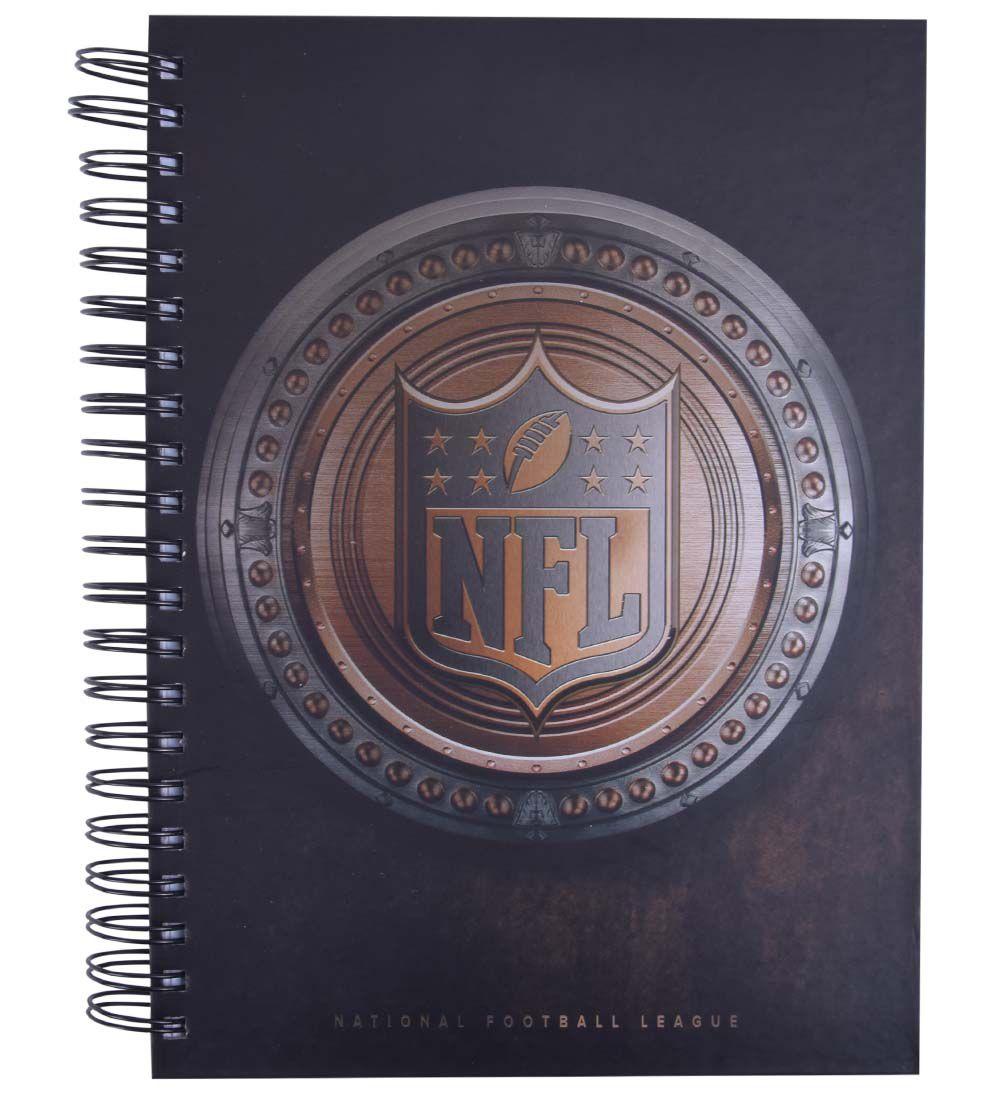 Caderno NFL Brasão