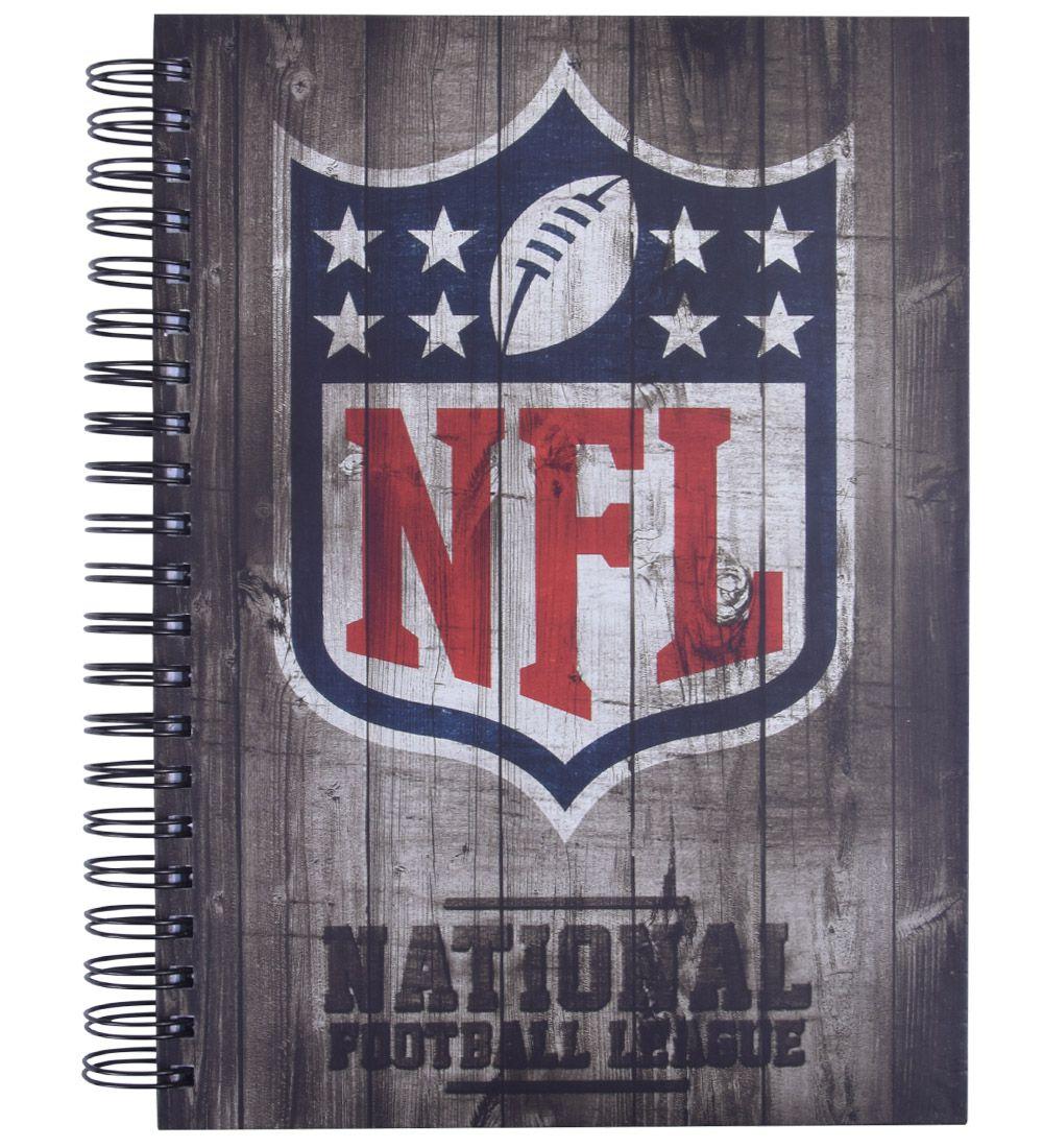 Caderno NFL Tradicional