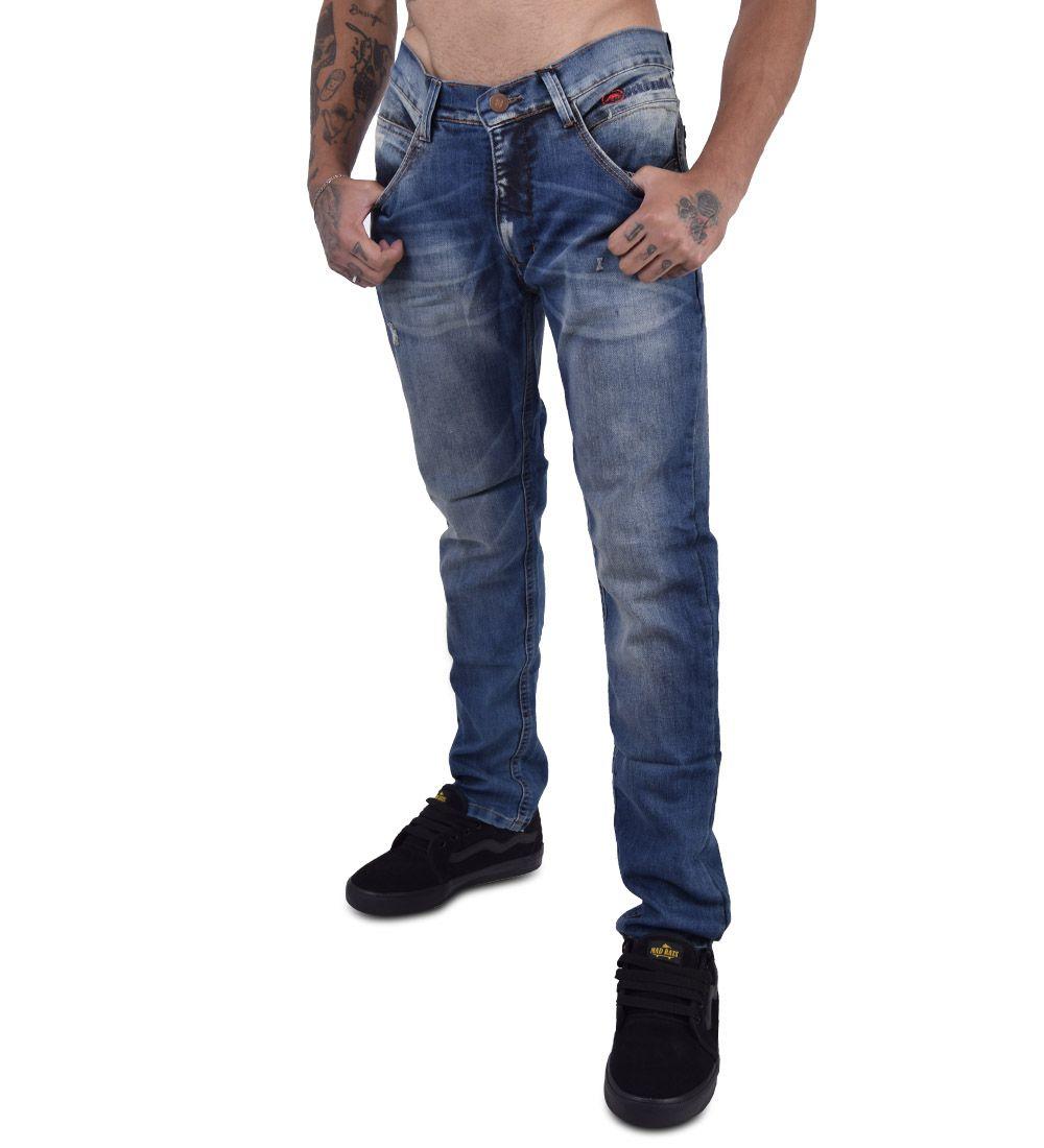 Calça Jeans Slin Ecko