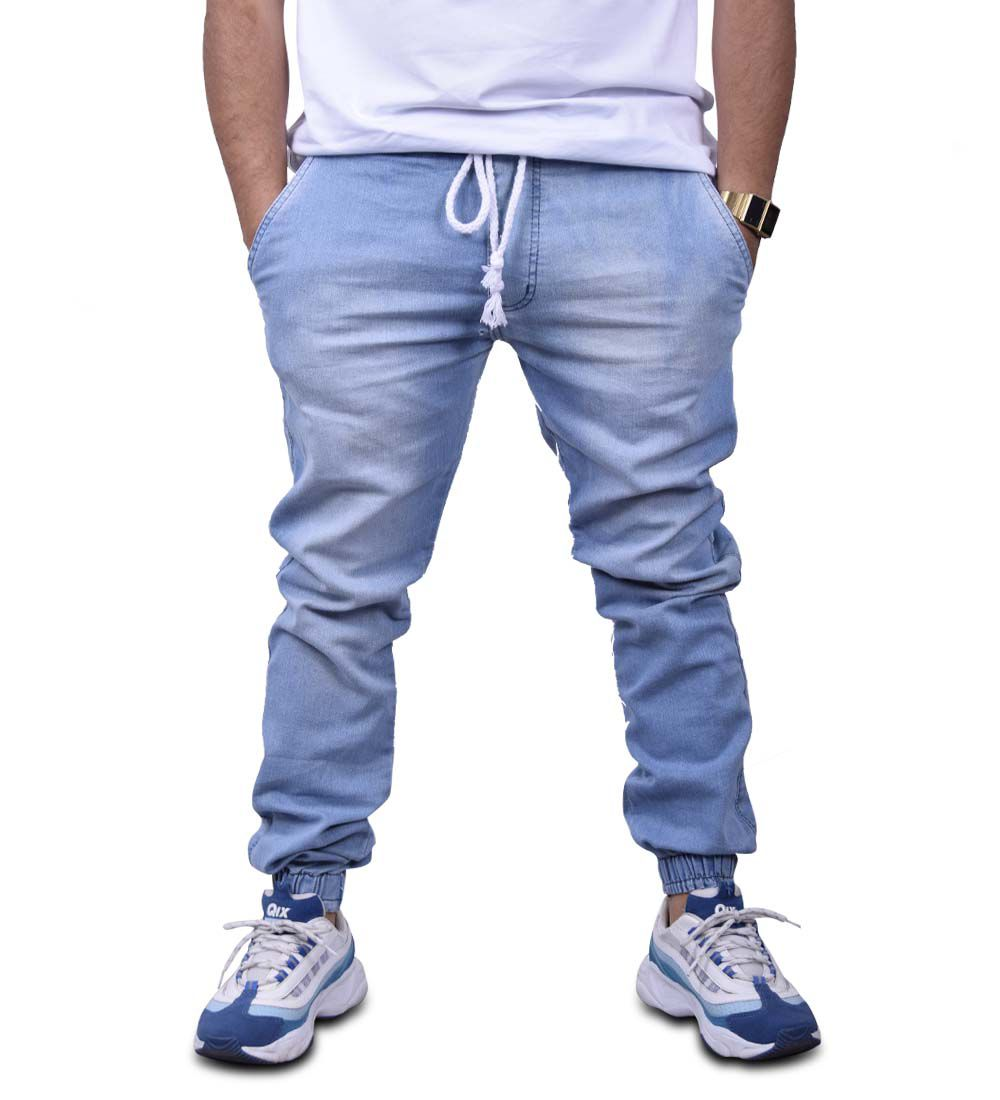 Calça Jogger Jeans Jota K