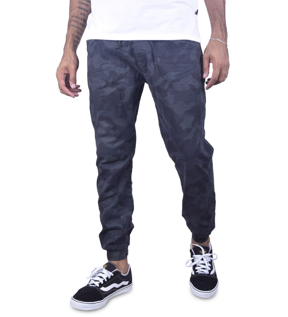 Calça The Rocks Jogger Camuflada