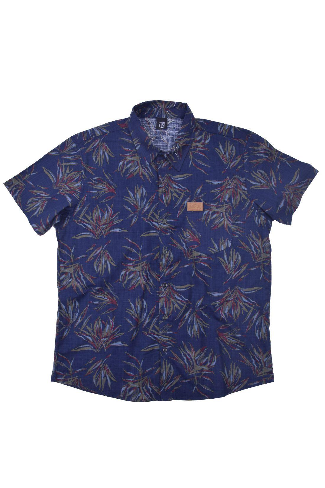 Camisa Floral Extra Jota K