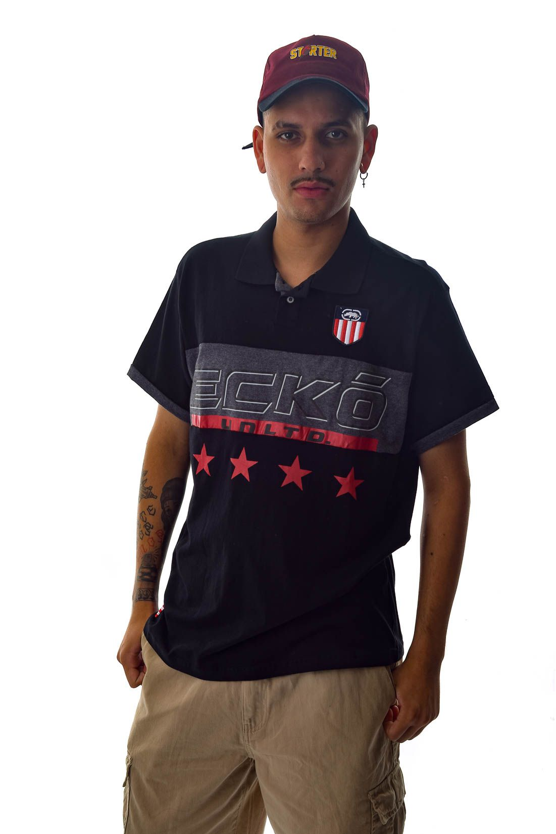 Camisa Polo Ecko Unltd