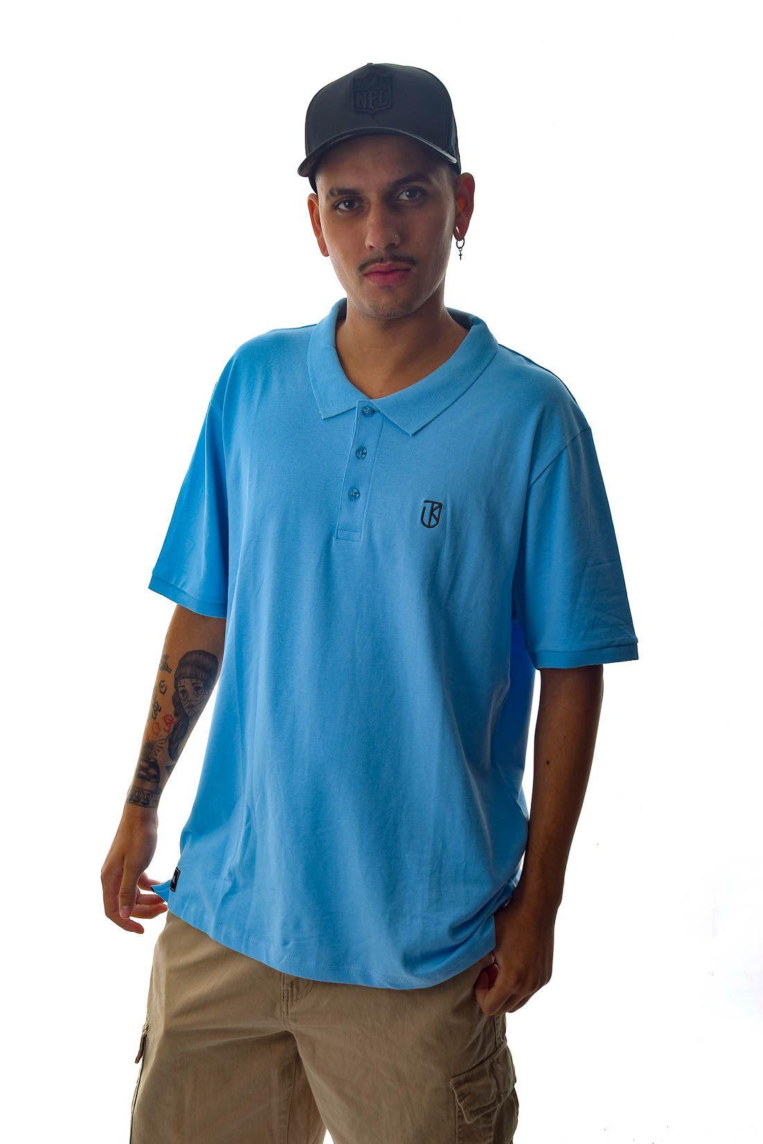 Camisa Polo Lisa Jota K