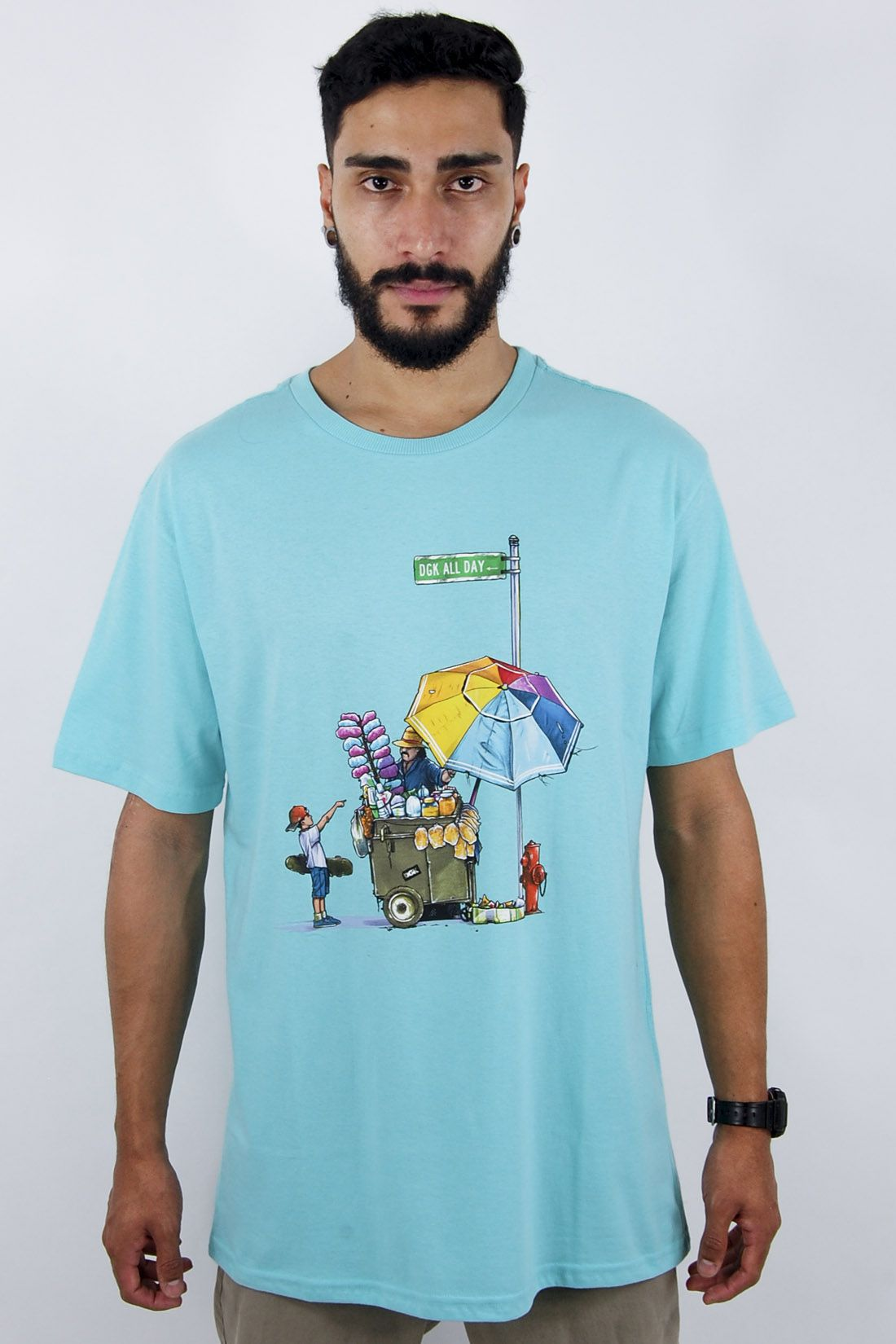 Camiseta All Day DGK