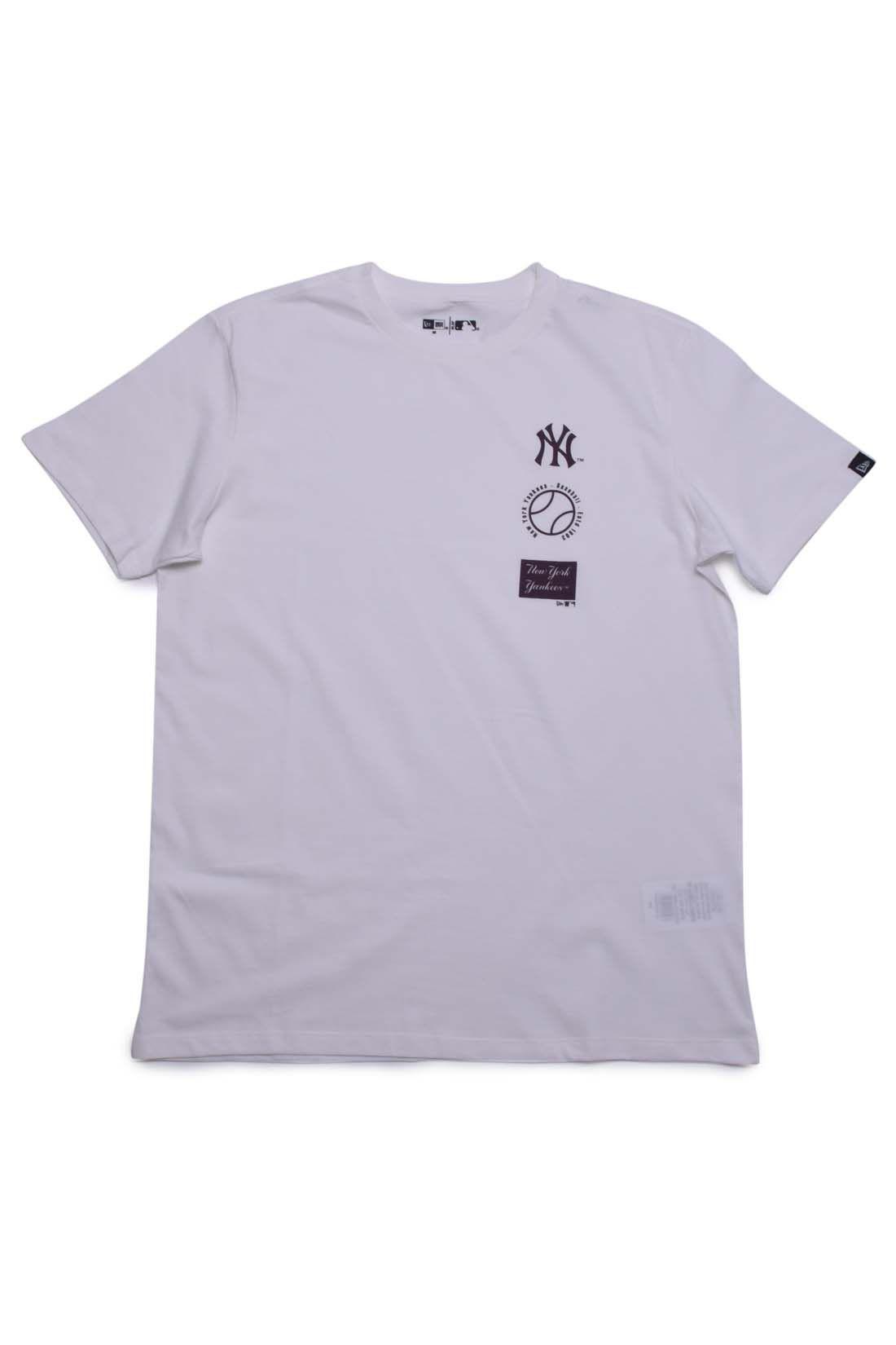 Camiseta Baseball New York Yankees MLB New Era