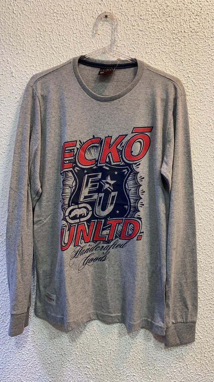 Camiseta Básica Ecko