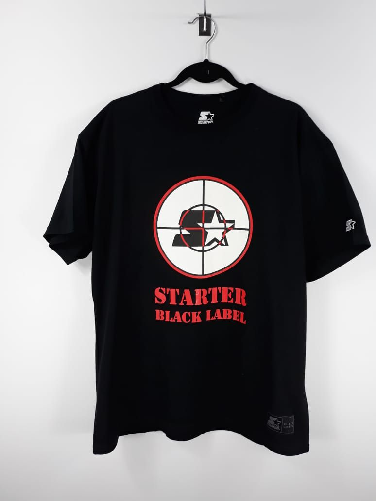 Camiseta Black Label Mira Starter