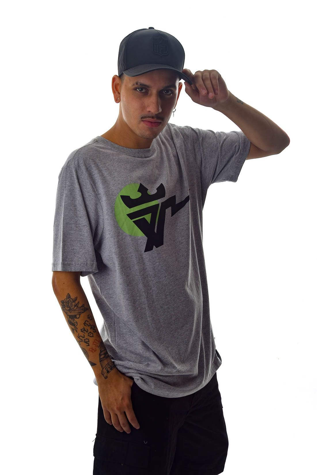 Camiseta Brand Seven