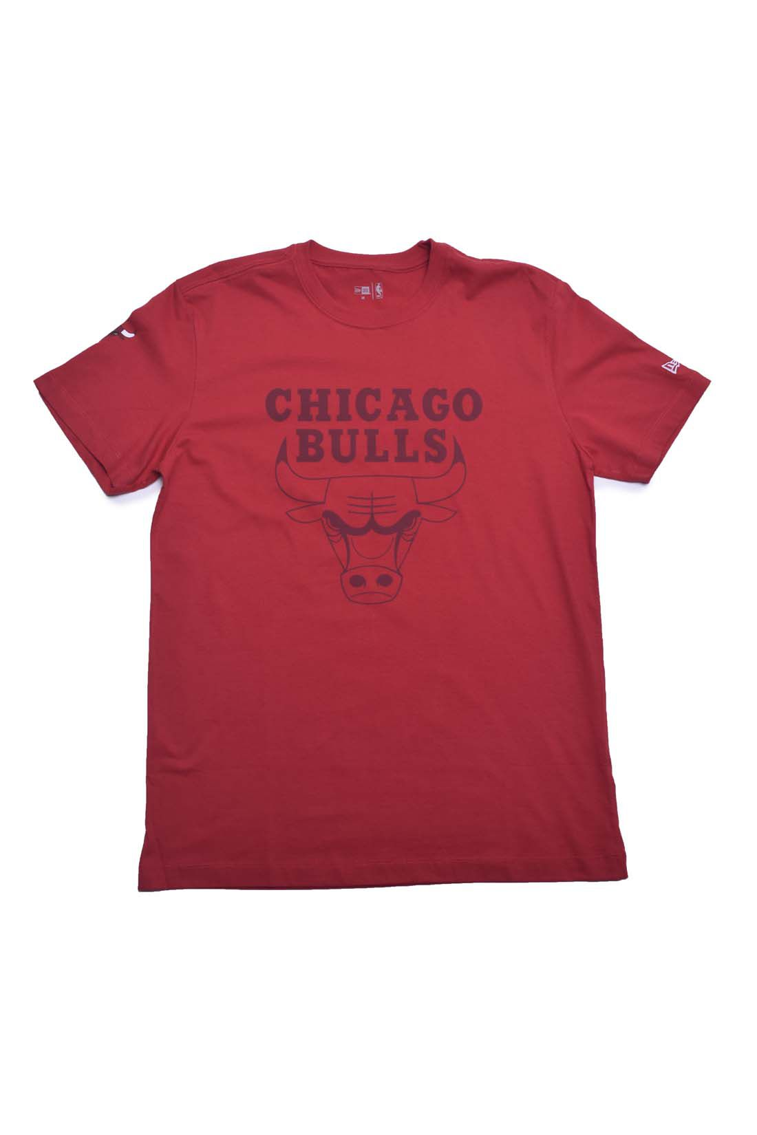 Camiseta Chicago Bulls NBA New Era