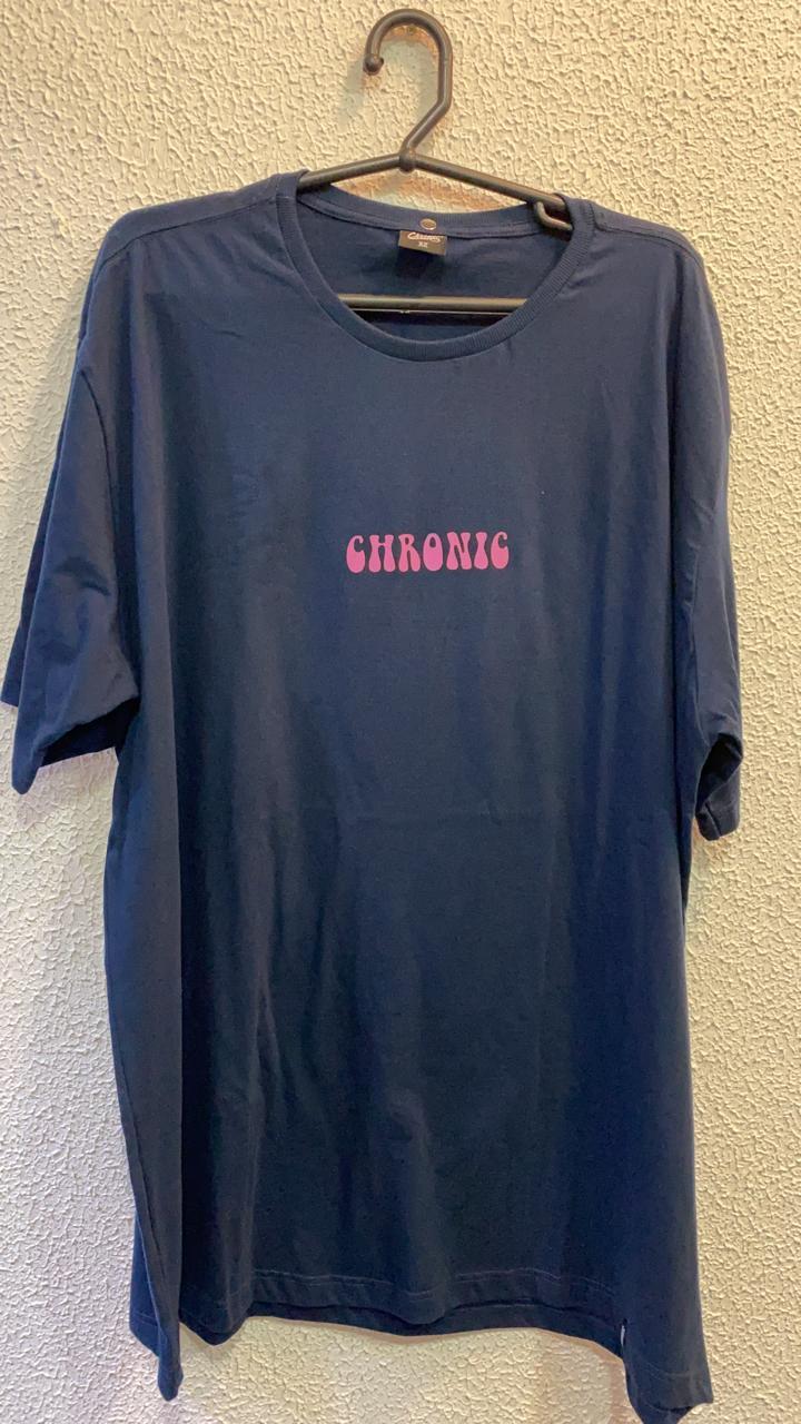 Camiseta Chronic Tag