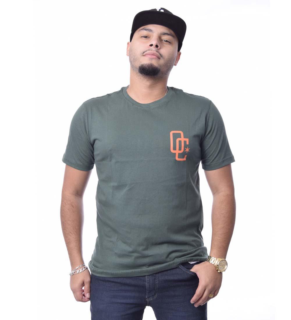 Camiseta Coqueiros Overcome