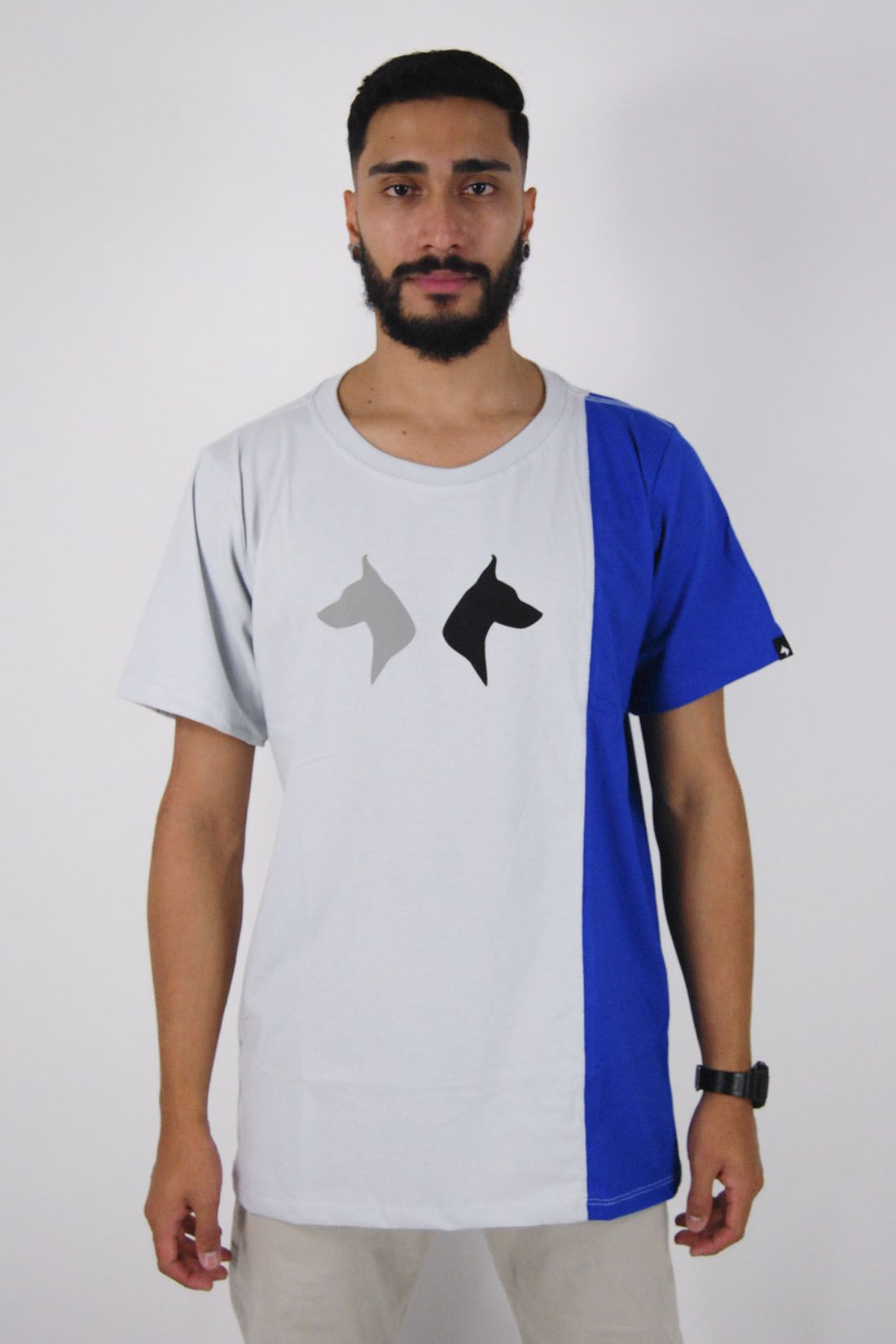 Camiseta Dog Recorte The Rocks