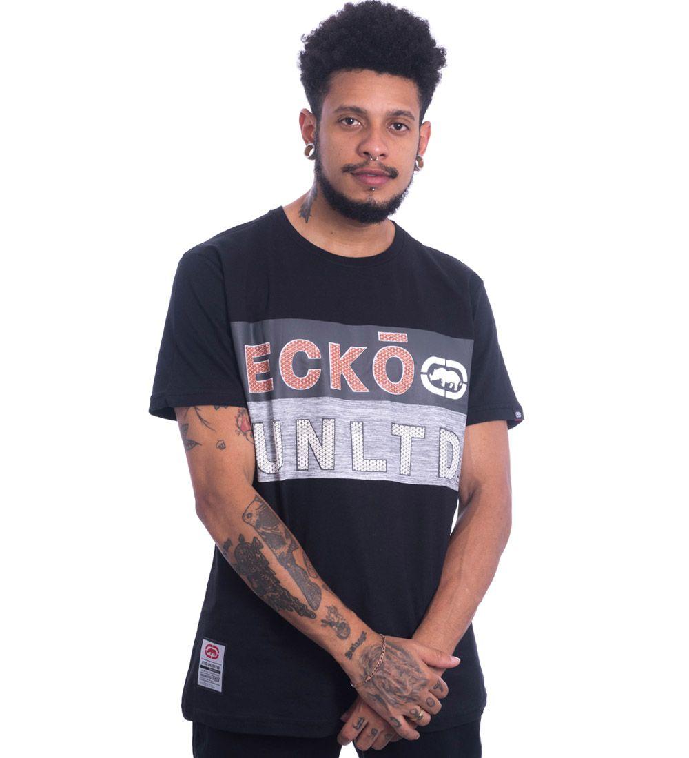 Camiseta Ecko Estampada 6