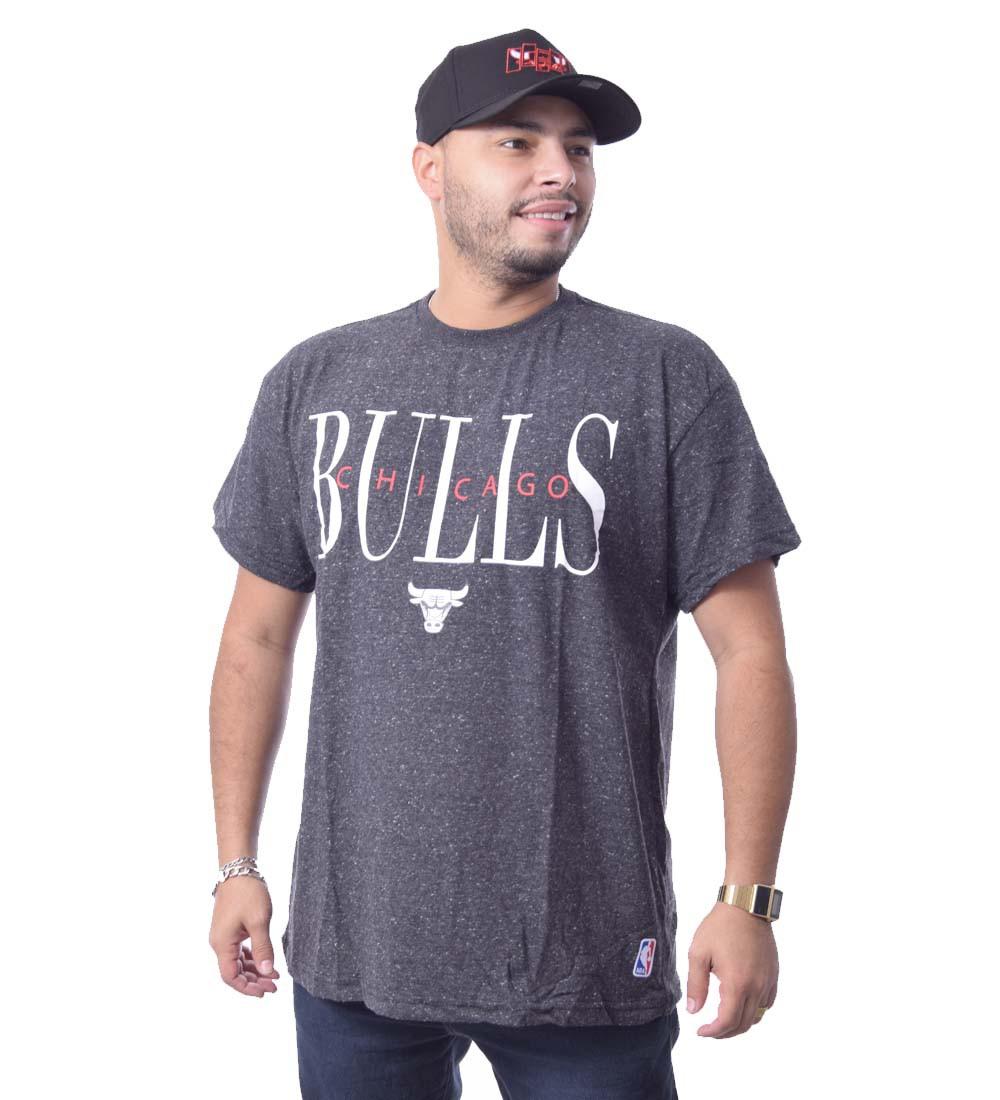 Camiseta Extra NBA Chicago Bulls