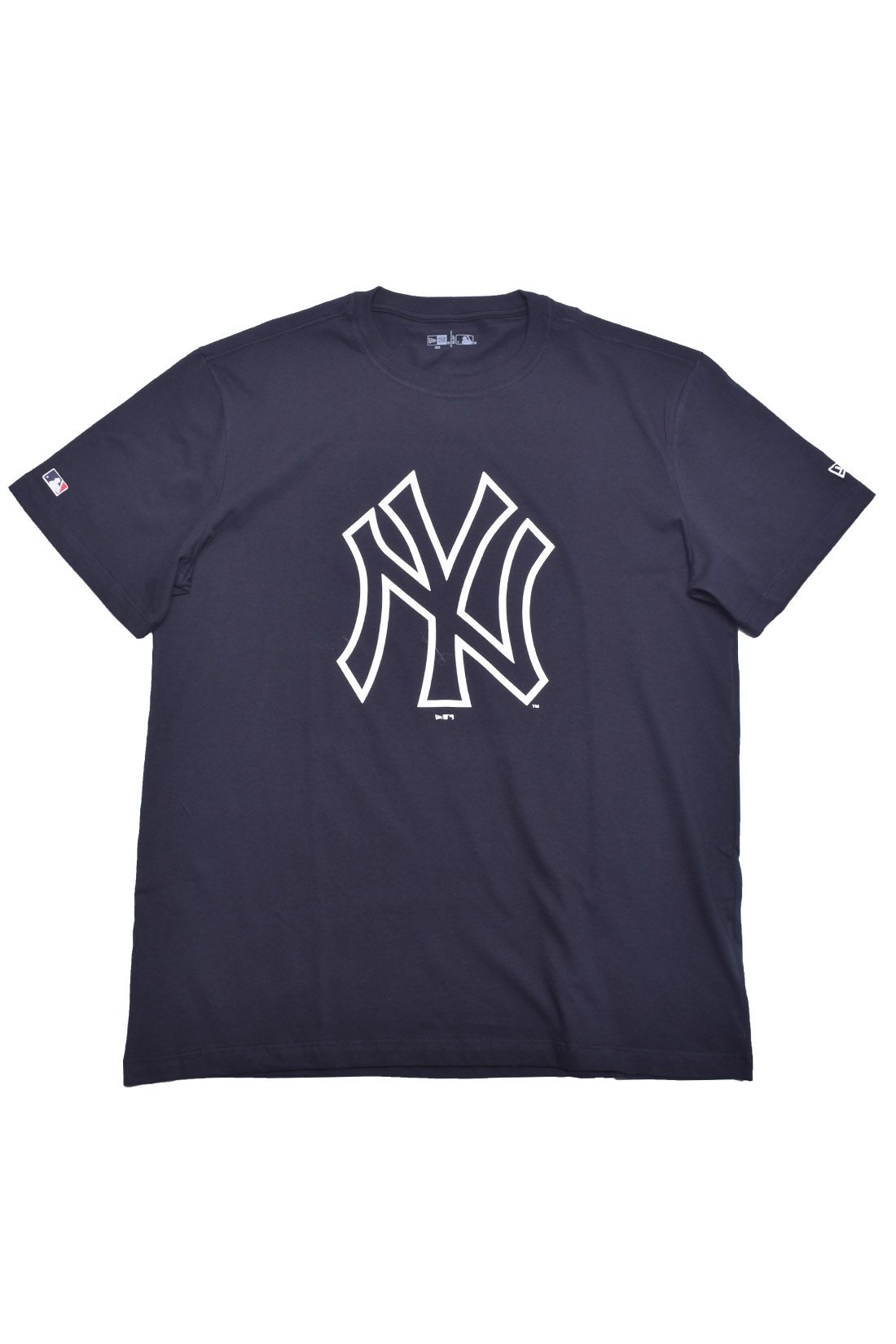 Camiseta Extra Outline Monologo New York Yankees MLB New Era