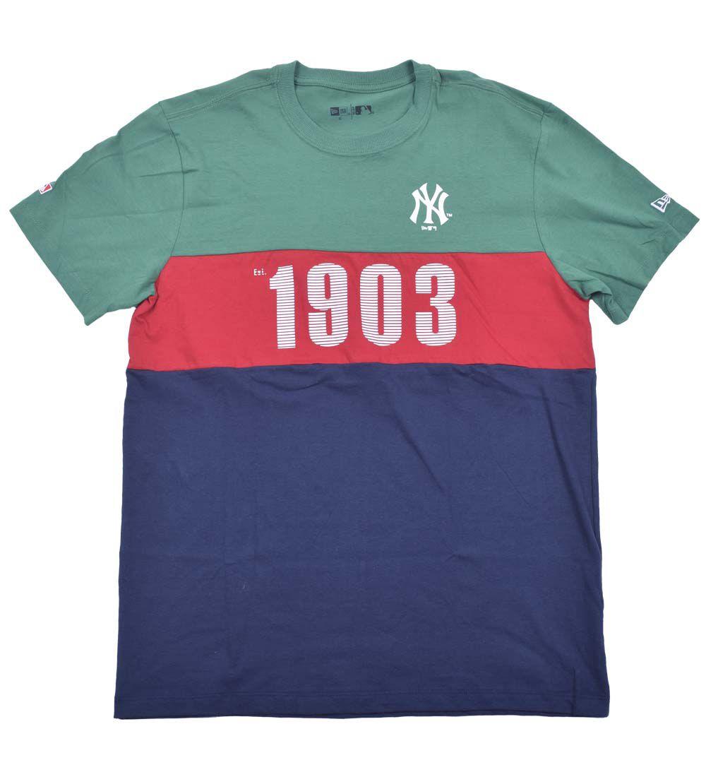 Camiseta New Era Fresh Estab New York Yankees