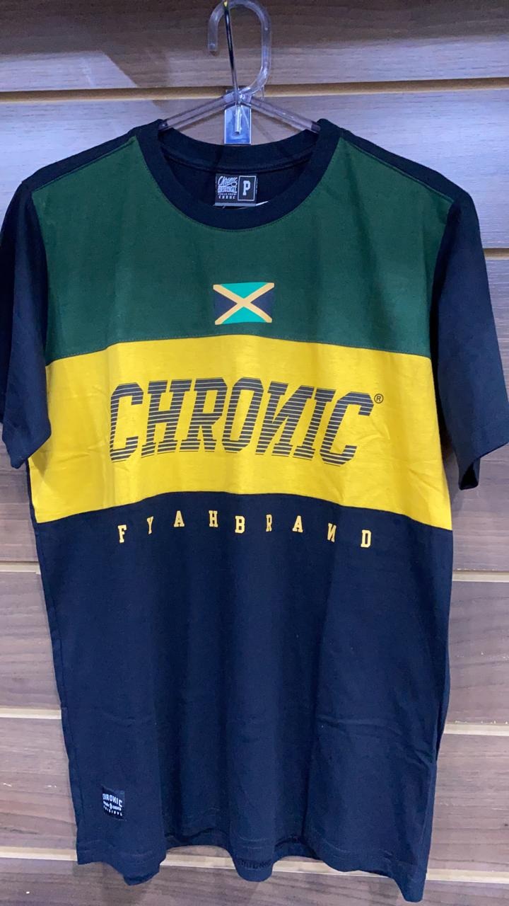 CAMISETA FYAHBRAND CHRONIC