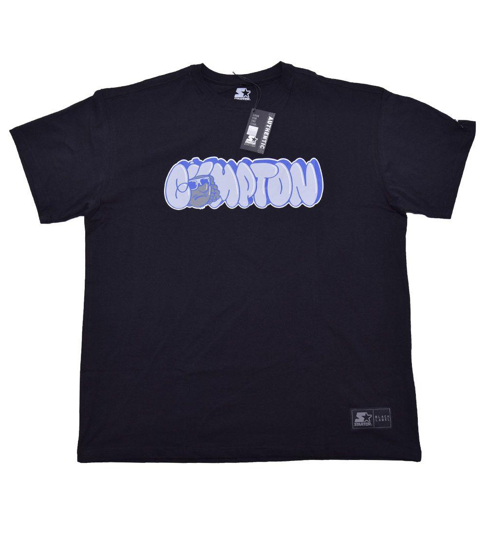 Camiseta Grafite Compton Starter