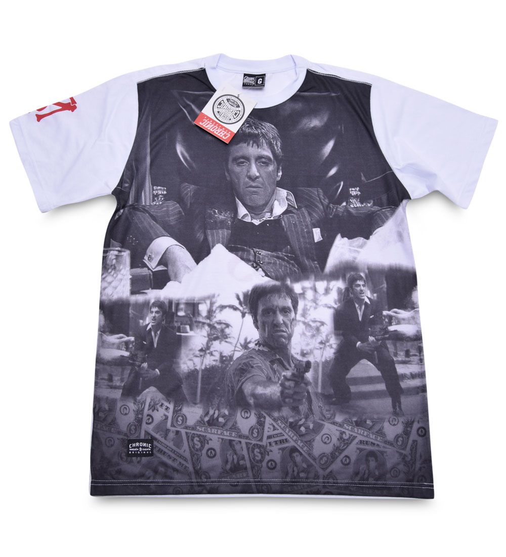 Camiseta Homan Chronic