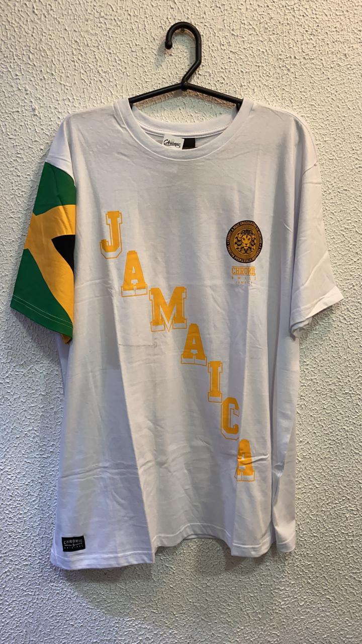 CAMISETA JAMAICA  CHRONIC