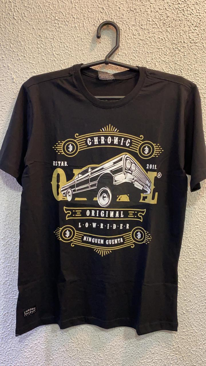 CAMISETA LOWRIDER CHRONIC