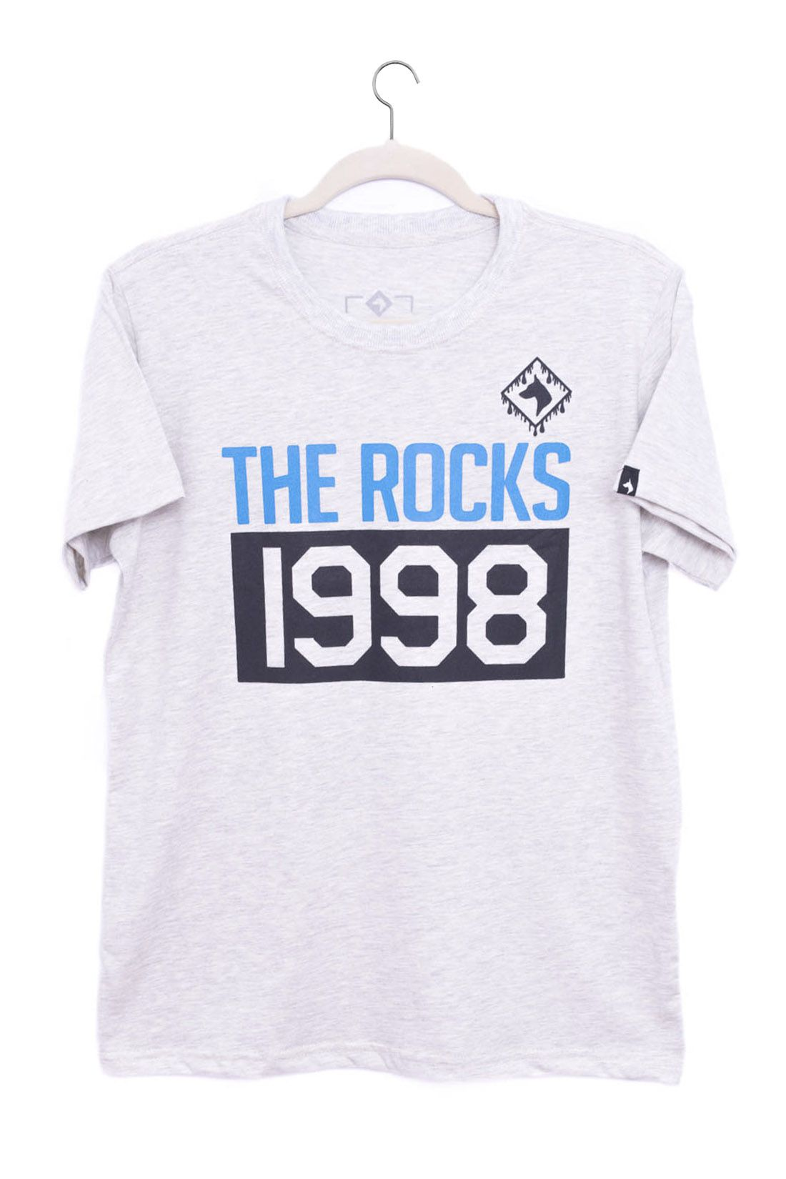 Camiseta Manga Curta 1998 The Rocks