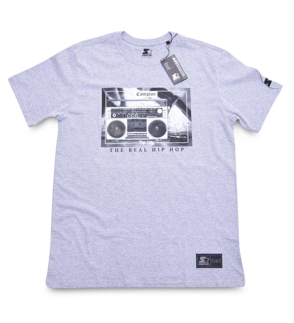 Camiseta Manga Curta Starter