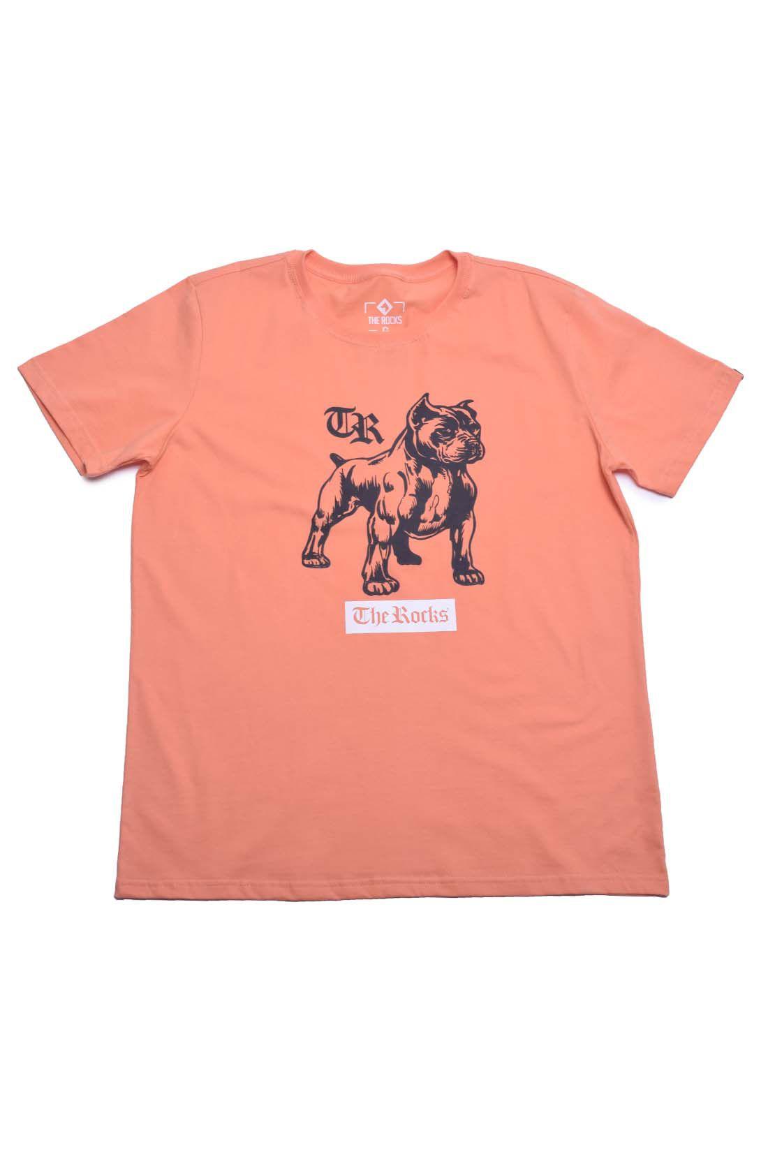 Camiseta Manga Curta The Rocks