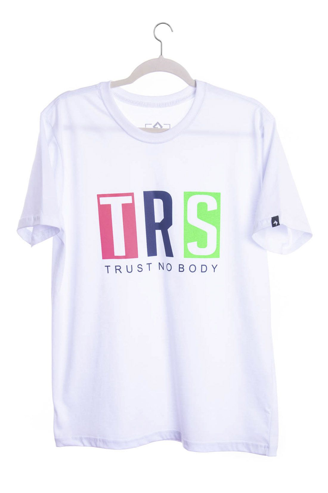 Camiseta  The Rocks Manga Curta TRS Trusty Nobody
