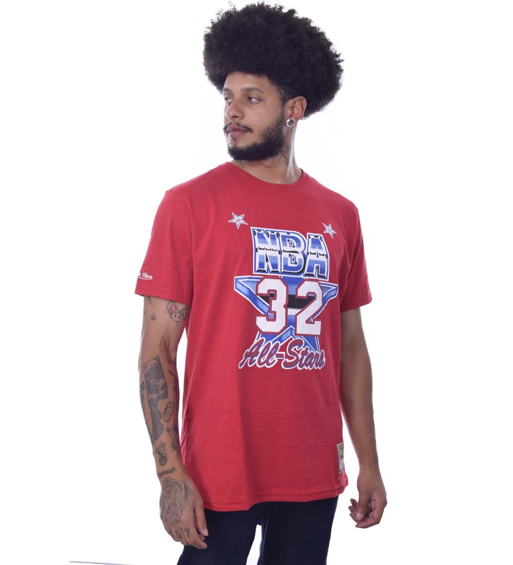 Camiseta Mitchell & Ness NBA 32 All Stars