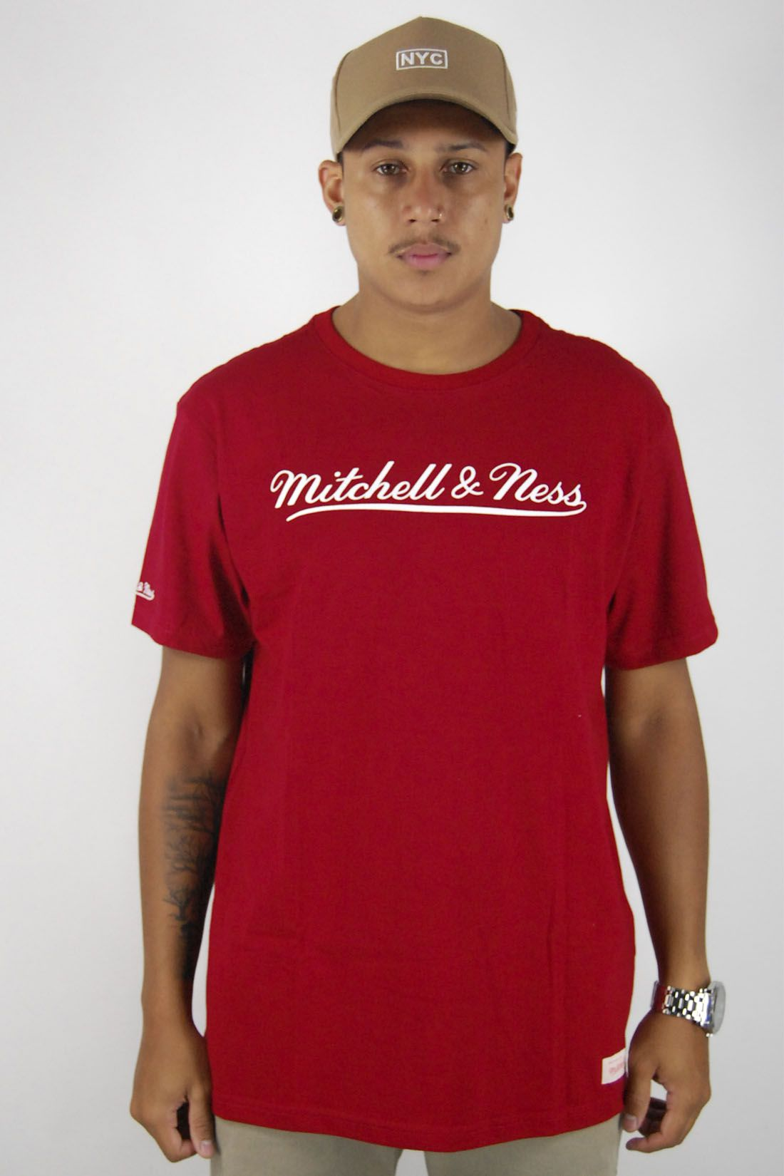 Camiseta Mitchell & Ness