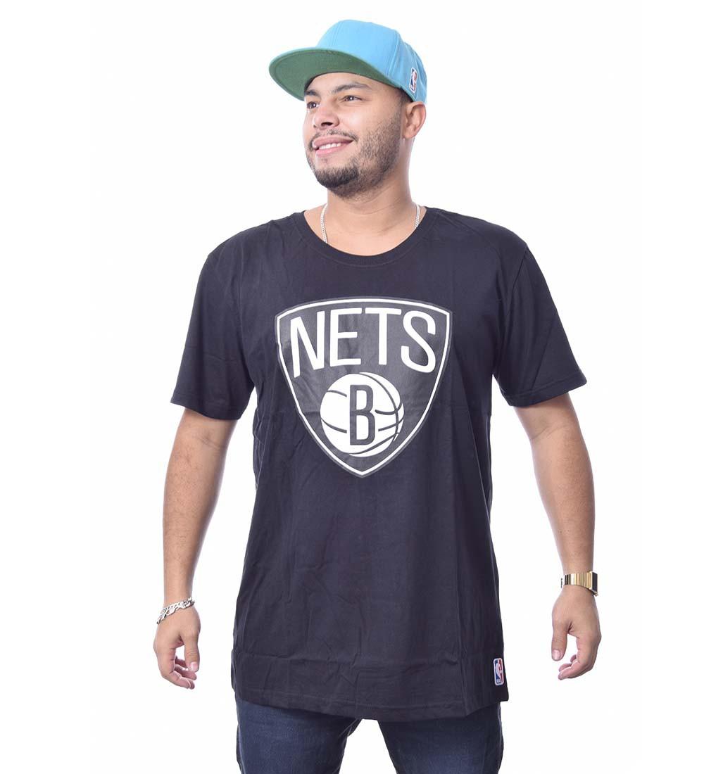 Camiseta NBA Brookly Nets